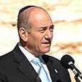 Olmert. Americans satisfied Photo: Amir Cohen