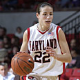 Doron during her days at Maryland (archive photo)