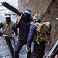 Palestinian gunmen (Archive photo) Photo: AP