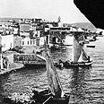 Tiberias beach