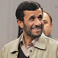 Iranian President Mahmoud Ahmadinejad. 'Holocaust a myth' Photo: AFP