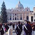 The Vatican Photo: AP