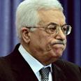 Abbas. Ceasefire? Photo: AP
