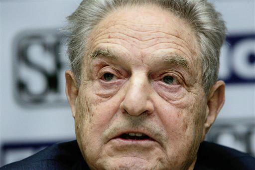 George Soros (Photo: AP)