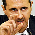 Assad. Deceitful Photo: AFP