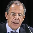 Lavrov Photo: AP