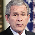 Bush authorizes aggressive measures Photo: AP