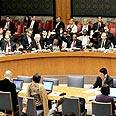 UN Security Council Photo: AP