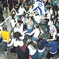 20,000 immigrants Photo: Niv Calderon