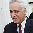 President Moshe Katsav - charged with rape Photo: Amir Cohen