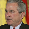 US President George W. Bush Photo: AP