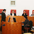 High Court Photo: Gil Yohanan