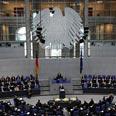 The Bundestag Photo: GPO