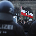 Neo-Nazis in Germany Photo: AFP