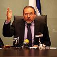 Lieberman. Angrered Israelis? Photo: Noam Moskowitz
