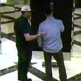 Two alleged assassins in Dubai Photo: Reuters
