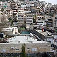 King's Garden in Silwan Photo: Noam Moskowitz