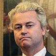 'New wind.' Wilders Photo: AFP