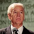 Biden. Reconciliation? Photo: AP