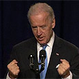 Biden. Tested political tactic Photo: Yehonatan Tzur