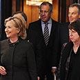 Quartet meeting in Russia Photo: AFP