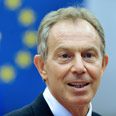 Blair. To celebrate Independence Day? Photo: AFP