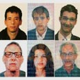British identities used by alleged assassins Photo: AFP