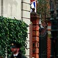 Israeli Embassy in London. Security guards spot hidden cameras (archives) Photo: AP