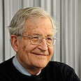 Noam Chomsky Photo: AFP