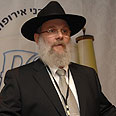Rabbi Arye Goldberg. 'Shechita one of most humane ways of animal slaughter' Photo: Meir Dahan, Rabbinical Centre of Europe