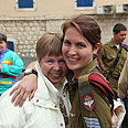 IDF - most trusted institution with 93% support Photo: Sasson Tiram/Jewish Agency for Israel