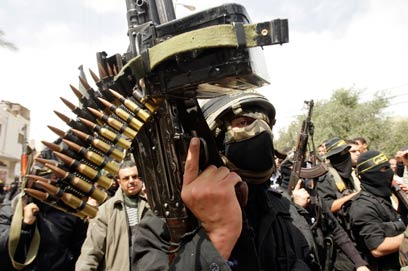 Islamic Jihad vows revenge (Archive photo: Reuters)