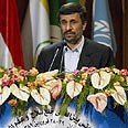 Ahmadinejad, 'Nuclear threats for the uncivilized' Photo: Reuters