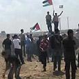 Gaza border (archives) Photo: B'Tselem