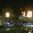 Mosque in Lubban al-Sharqiya Photo: Reuters