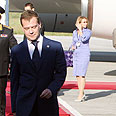 Medvedev in Turkey Photo: AP