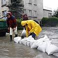 Floods in Poland Photo: AFP