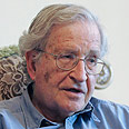 Noam Chomsky Photo: AP