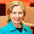 Clinton, phoned Mubarak Photo: Reuters