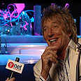 Rod Stewart. May write new songs Photo: Ayelet Yagil