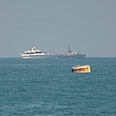 Vessels taken to Ashdod Port Photo: Avi Roccah