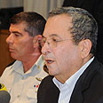 &#39;Complex.&#39; Barak and IDF chief Ashkenazi Photo: Dalit Shacham