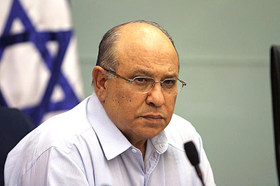 Meir Dagan. His passion for operations carried a price (Photo: Gil Yohanan)
