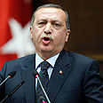 Erdogan. Prefers diplomatic route Photo: Reuters