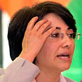 Hanin Zoabi Photo: Hagai Aharon