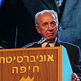 President Peres Photo: Avishag Shear-Yeshuv