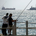 Ashdod port Photo: AFP