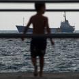 The Rachel Corrie aid ship Photo: Reuters