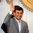 Ahmadinejad. To listen to mentor? Photo: Reuters