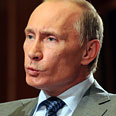 Putin Photo: AFP